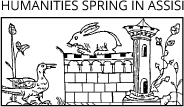 Humanities Spring in Assisi