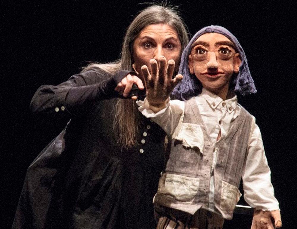 La Grande Foresta, spettacolo di teatro ragazzi, Festival Birba Chi Legge Assisi
