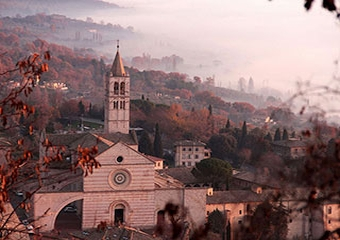 Storytelling in Assisi