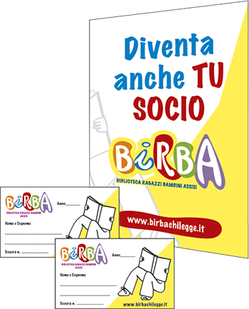 Become a member of BiRBA. We are looking for friends who can share our passion for and love of books and reading.
